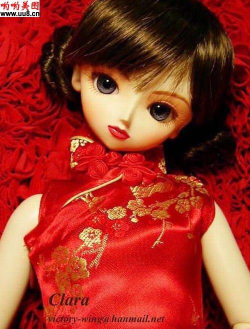 【灵薇】各种酷帅可爱sd娃娃图,欢迎抱走