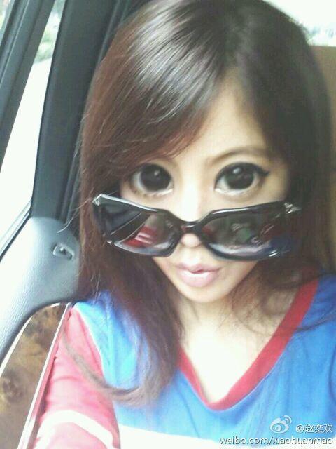 【冷瞳】exo|当明星的眼睛被无限放大之后
