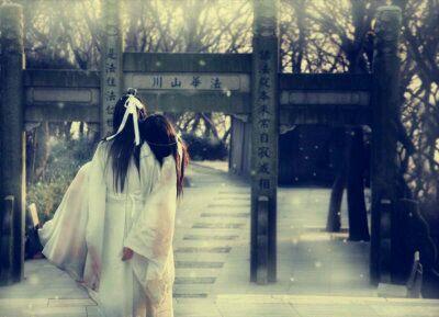 之所以寂寞是因为,它只为情动之人生长,为伤情之人绽放