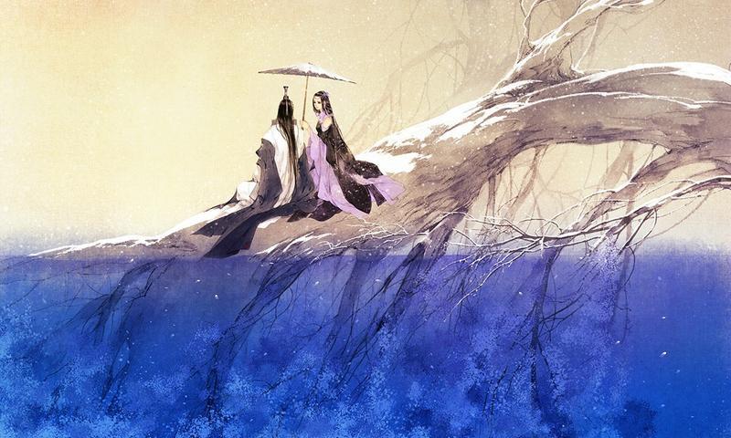 【珂】古风控 古代美女