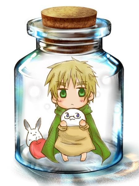 【小夜】把你爱动漫人物关到瓶子里!