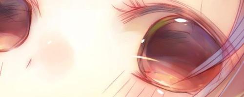 【汐子】二次元眼睛图集,明媚双眸撼动你的灵魂.