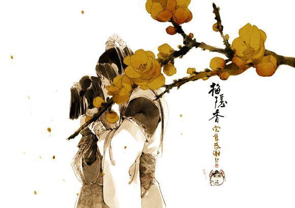 欣赏 唯美 五月/【枕上书】华丽的古风图