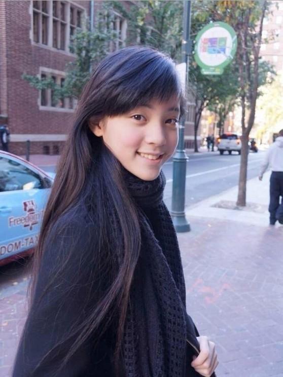 【大黄】台14岁大提琴公主生活照