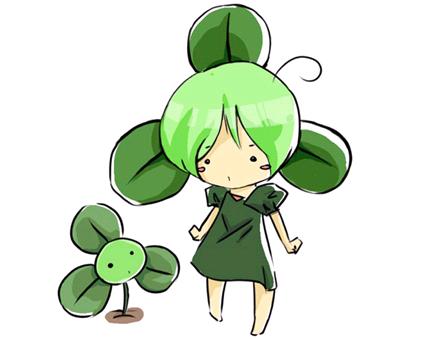 植物大战僵尸拟人图