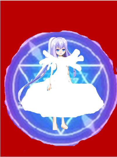 【莹子】变身魔法少女(抠图剧)