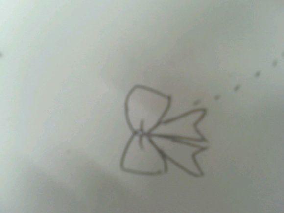 简单大气素描花纹