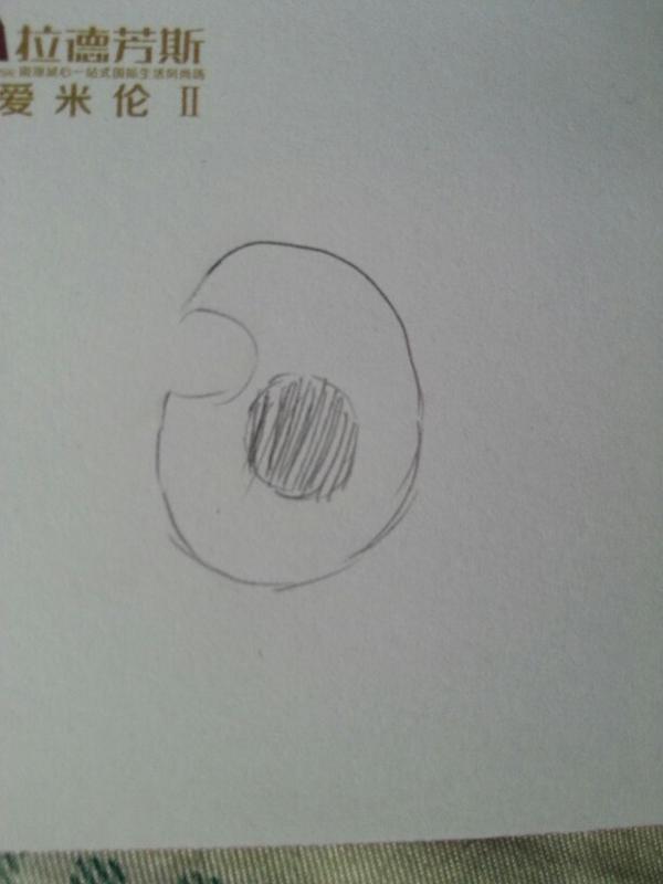 【萌小兔】可爱眼睛的画法
