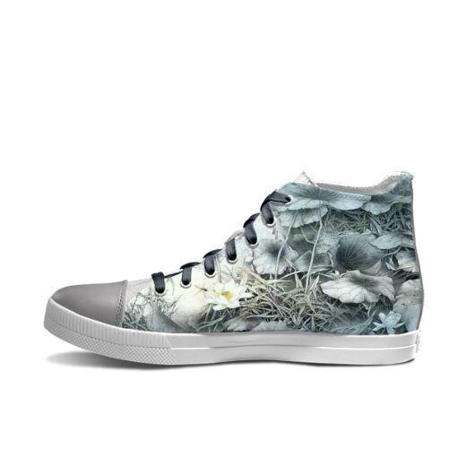 【汐颜】|手绘古风鞋二选一|选择恐惧者慎入