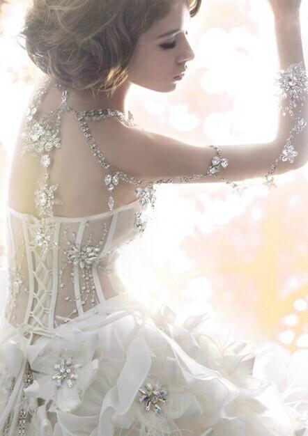 12星座的婚纱照,快来看看你是哪一件