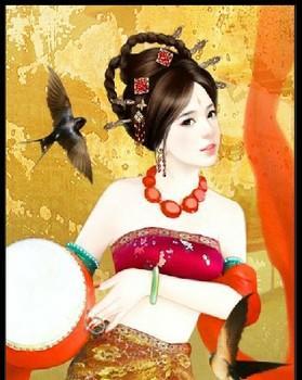 【晴月】后宫佳丽三千,谁能登上皇后位