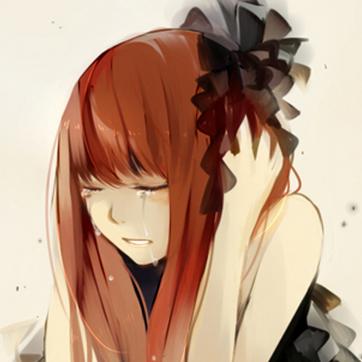 [苏宝]那些动漫唯美的流泪头像