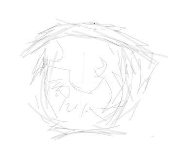 眼睛简单素描法步骤加图片