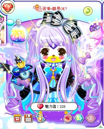 【特别活动】奥比周刊封面选拔公主联萌搭配赛_奥比岛