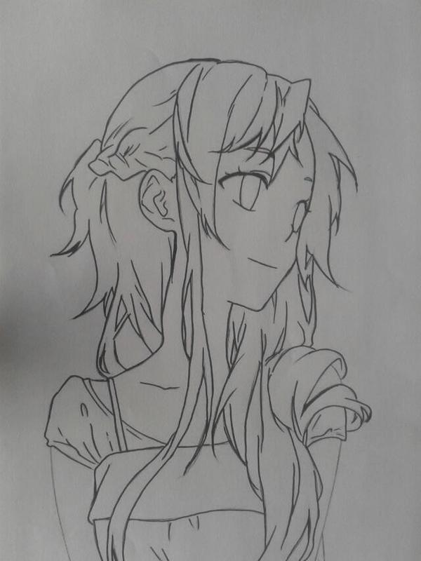 【琉璃】马克笔画手绘~求戳