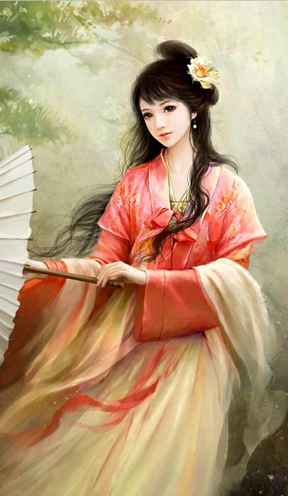 【宫】牡丹芍药万艳妃,倾人倾城又倾国