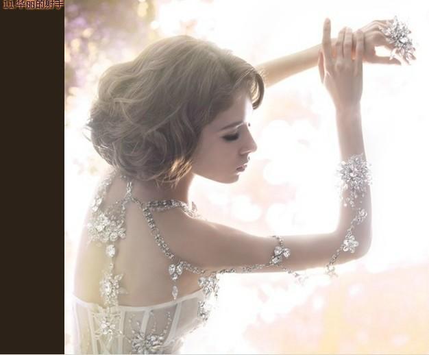【婚纱】十二星座的专属婚纱