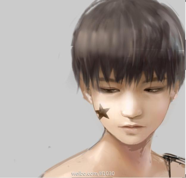 【素颜】其实我对那个叫做王俊凯的少年情有独钟